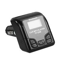 QSS-50 Bluetooth Car MP3 Audio Player with USB Charger LCD Display for Phones BE