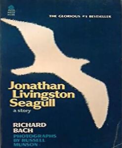 Jonathan Livngston Seagull - [Pan MacMillan]