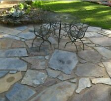 Reclaimed Yorkshire stone for crazy paving or puzzle patio flags
