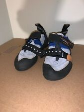 New Scarpa Force X Imperial Blue 70019-001/ Climbing Gear Climbing Shoes - 5.5
