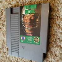 Tecmo Bowl - Nintendo NES Game Authentic, cartridge only