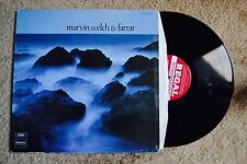 Marvin Welch & Farrar Import Zonophone Record lp VG+