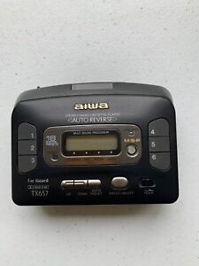 Aiwa TX657, Digital Walkman Cassette Player
