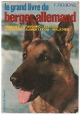 Le grand livre du berger allemand | Fiorone | Bon état