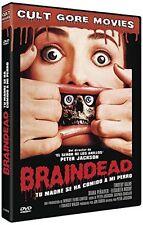 Braindead (1992) ( Dead Alive ) ( Brain dead ) Timothy Balme, Diana Peñalver NEW
