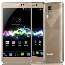 """XGODY Unlocked 5.5"""" Quad Core 5MP Smartphone 512+8GB Android Cell Phone 3G GPS"""