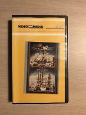 Sail 80 Amsterdam Big Box Ex-Rental  Vintage VHS Tape Dutch NL Film Video Media