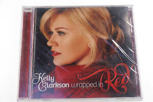Clarkson, Kelly-Wrapped In Red 888837374125 SEALED CD A109