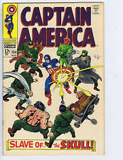 Captain America #104 Marvel 1968