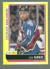 2013-14 O-Pee-Chee Stickers #SSA Joe Sakic (ref 69745)