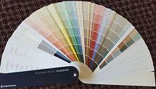 Benjamin Moore Classic Color Fan Deck - Hundreds of Ben Moore Colors (New)