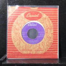 "Les Baxter - Designing Woman / Blue Echo 7"" VG+ Vinyl 45 Capitol F3704 USA 1957"
