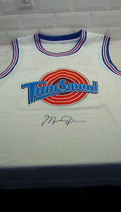 Michael Jordan Autographed Signed Tune Squad Jersey* Space Jam - Please Read!