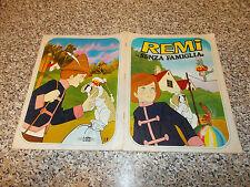 ALBUM REMI IN SENZA FAMIGLIA EDIBOY 1979 COMPLETO(-18 FIGURINE) OTTIMO NO PANINI