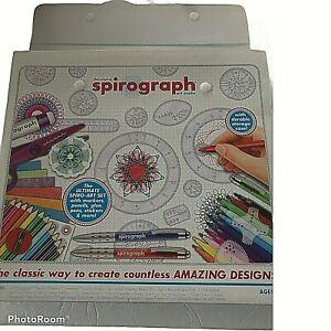 Hasbro The Original Spirograph Art Studio Set Kit Item 01071 Brand New
