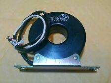 Current Transformer R5-100 CURRENT RATIO 100:5  5-400HZ,600V