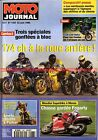 MOTO JOURNAL 1188 Essai Road Test SUZUKI HARRIS MOKO GSX-R 1100 FZR KTM 620 Duke