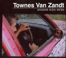 TOWNES VAN ZANDT Rear View Mirror CD BRAND NEW Digipak