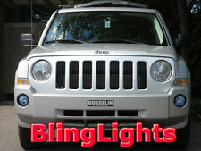 2007-2010 Jeep Patriot Xenon Fog Lamps Lights foglamps foglights 07 08 09 10 kit
