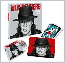 """Udo Lindenberg """"stärker als die zeit"""" Deluxe Edition Box CD + DVD NEU Album 2016"""