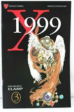 X 1999 #3 Clamp 1995 Comic Viz Select Comics F-