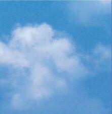 Klebefolie Wolken blau Wolkenhimmel - Möbelfolie selbstklebende Folie 45x200 Cm