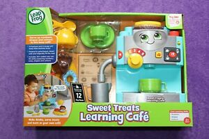 LEAPFROG SWEET TREATS LEARNING CAFE TOY FOR CHILDREN AGED 2 YEARS & OVER