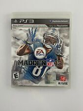 Madden NFL 13 - Playstation 3 PS3 Game - Complete & Tested