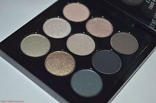 MAC Smoky Metallic Times Nine Eyeshadow Palette X 9 Colors NIB Authentic $49.99