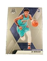 2019-20 Panini Mosaic JA MORANT ROOKIE CARD #219 - RC - Memphis Grizzlies ROY
