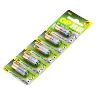 5 PCS GP A23 Alkaline Battery 12V Battery 23AE MN21 K23A Battery FREE SHIPPING