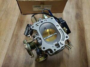 NOS NEW 87 88 89 Nissan TRUCK D21  HARDBODY Throttle Body Chamber 2.4L  Z24 AT