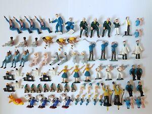 Vintage Corgi Original Toy Figures Factory Overstock Rare James Bond Chitty etc