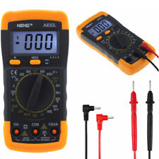 ANENG Digital Voltmeter Ammeter Ohmmeter Multimeter Volt AC DC Tester Meter