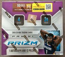 2019-20 panini prizm basketball 24ct retail box Factory Sealed