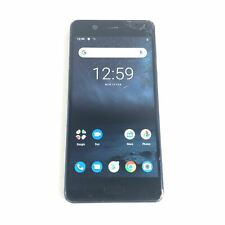 Nokia 5 16GB Unlocked Blue Android Smartphone TA-1024 Read