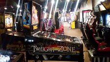 TWILIGHT ZONE Pinball Machine - Bally 1993 - Plays Great!