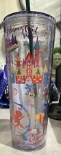 Disneyland Parks Dca Starbucks Venti 24 oz Cold To Go Tumbler