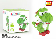 LNO Video Game Super Mario Brother Yoshi Mini Building Nano Blocks Toy Kids 004