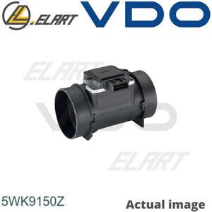 AIR MASS SENSOR FOR OPEL VAUXHALL VECTRA B HATCHBACK J96 Z 18 XE CONTINENTAL/VDO