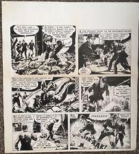 Original Artwork by Blasco for Steel Claw Valiant 5/10/1968