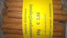 Zimtstangen  (Ceylon)  65g -OHNE ZUSATZSTOFFE- Gewürze Gütermann