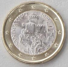 1 Euro Kursmünze San Marino 2019 unz