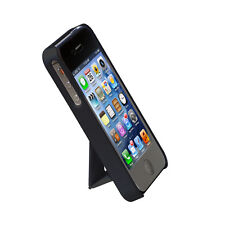 Cirago Slim Case with Stand for Apple iPhone 4S / iPhone4 - Black IPC1001BLK