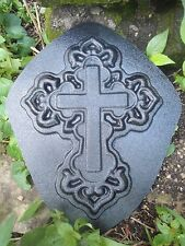 plaster concrete abs plastic celtic  cross mold see more molds in my store