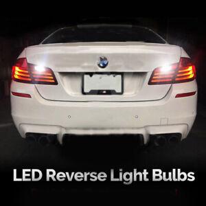 For BMW 5 Series F10 F11 2010-2016 Xenon White LED Reverse Light Bulb *SALE*