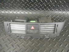 2004 VAUXHALL MERIVA 1.8 CENTRE AIR VENTS HAZARD WARNING SWITCH 13107742