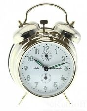 Großer Wecker klassisch mechanisch Wecker Alarm Clock Doppelglockenwecker Ruhla