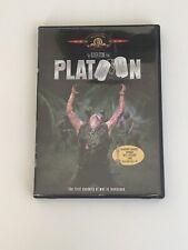 Platoon (Dvd, 2000) Tested!