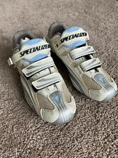 Specialized BG Pro Road Carbon Cycling Shoes Womens Size 8.75 Euro 39.5